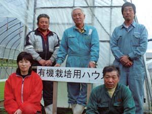 瀬棚クリーン米生産組合