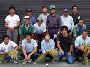 静内稲作振興会クリーン部会